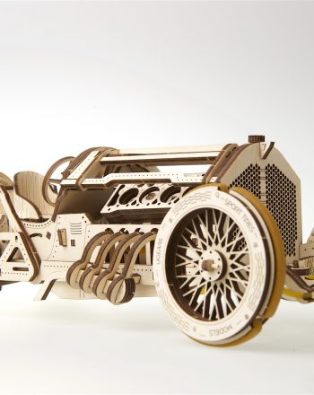 Ugears U-9 Grand Prix Car Model